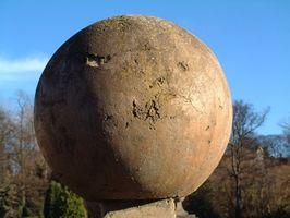 Comment puis-je Stencil une sphère?