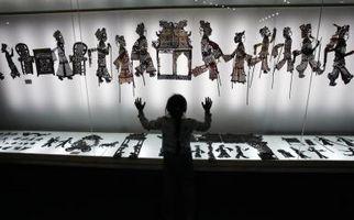 Les différents types de marionnettes et d'ombres Silhouettes