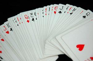 Jeux carte à jouer avec votre petite amie