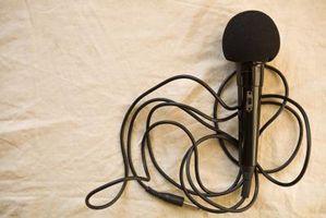 Comment mélanger votre voix dans une chanson