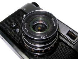 Comment charger un Leica III Avec Film