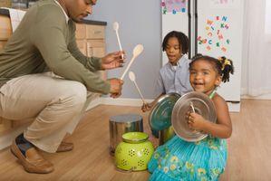 Creative Musique Activités pour enfants d'âge préscolaire