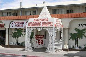 Règles pour se marier à Las Vegas
