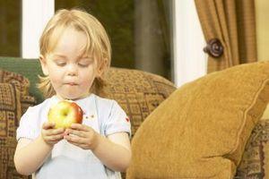 Combien de sucre d'un enfant doit manger par jour?