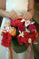 Automne Paniers Flower Girl