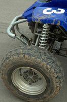 Yamaha Blaster Tailles