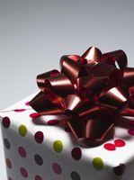 Idées d'emballages cadeau pour les enfants