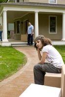 Les effets psychologiques de réinstallation enfant