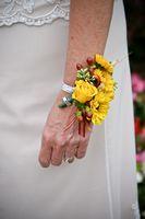 Indications pour Faire Corsages de mariage