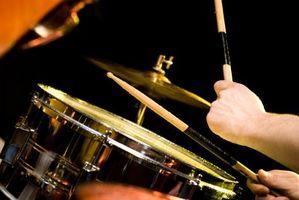 Comment jouer de la batterie à la musique gospel Beats