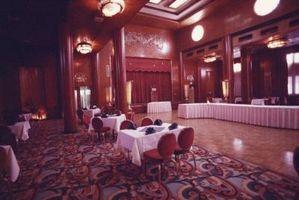 Questions à poser avant de choisir un Banquet Hall