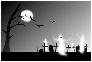 Comment écrire un Ghost Story bienvenus