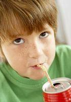 Le sucre en cause Soda enfants d'obtenir la graisse?