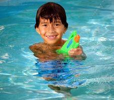 Comment décorer pour une Pool Party enfants