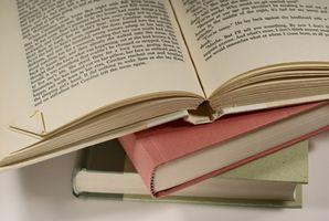 Différents styles d'écrire un livre