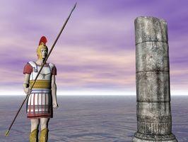 Comment dessiner un casque Spartan