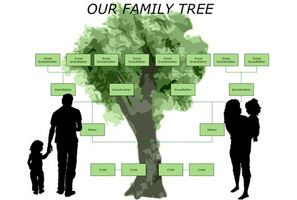 Comment compiler un arbre Enregistrement familial