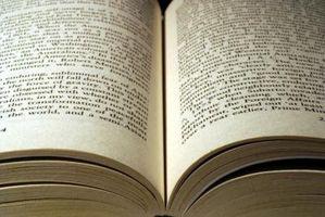 Quel est dramatique voix dans l'écriture?