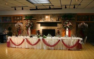 Activités pour une réception de mariage en hiver
