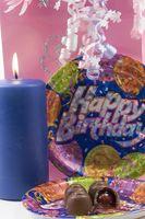 Idées Grands Goody Sac pour des fêtes d'anniversaire