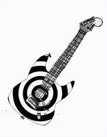 Comment peindre une guitare comme Zakk Wylde de