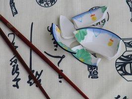 Comment réparer Antique porcelaine chinoise
