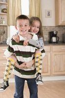 Activités amusantes pour les enfants d'apprendre à connaître les uns les autres