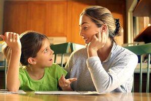 Une façon humoristique d'enseigner lettre amicale écriture aux enfants