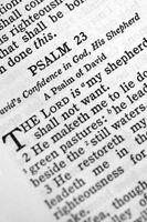 Comment lire une Écriture de mariage
