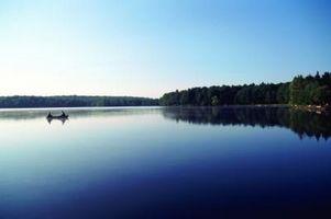 Qu'est-ce que cela signifie pour un lac à être mis en fourrière?