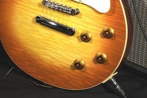 Comment réparer un Jack sur une Les Paul Guitare