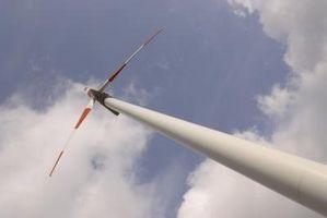 Quels sont les matériaux nécessaires pour construire une éolienne?