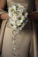 Comment ajouter des rubans de Bouquets de mariage
