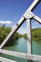 Indications pour construire un pont utilisant des cure-dents