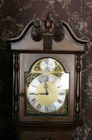 Comment faire pour démarrer mon Ridgeway Grandfather Clock
