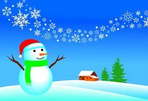 Frosty Jeux Snowman